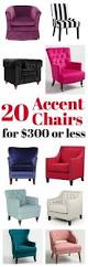Livingroom Accent Chairs by Best 25 Small Accent Chairs Ideas On Pinterest Accent Chairs