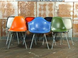 Eames Fiberglass Armchair The Making Of A Fiberglass Eames Chair Wesley Treat U0027s Roadside