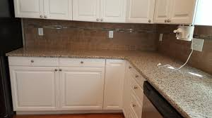 Tile Backsplash Charlotte X Noce Tile - Travertine tile backsplash