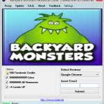 Backyard Monsters Cheats How To Cheat Games Free Cheats Download Part 2