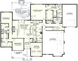 european style house plan 3 beds 5 baths 2340 sq ft 17 unusual
