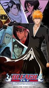 Bleach Spirits From Within Now 17 Best Bleach Brave Souls Images On Pinterest Bleach The O