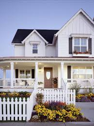 monochromatic american heritage exterior color scheme black and
