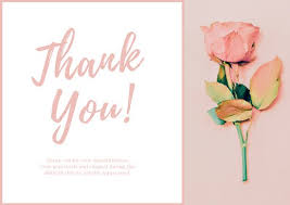 thank you cards for funeral customize 28 funeral thank you card templates online canva