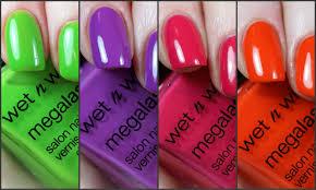 wet n wild rocha u0027s nails