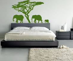 popular giant wall stencils buy cheap giant wall stencils lots african elephant wall art stickers scene vinyl decal stencils room giant mural animals quote decorative s m l