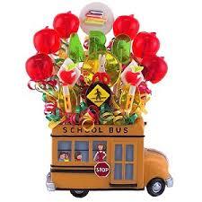 lollipop bouquet teachers candy bouquets school lollipop bouquet at gift