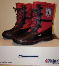 s winter boots canada size 11 pajar grip womens size 11 black textile boots display ebay