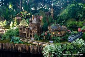 Botanic Garden Bronx by Photos From The 2013 New York Botanical Holiday Train Show In The