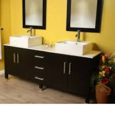espresso bathroom vanity styles