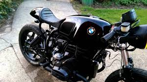 Bmw Cafe Racer Build By Richard Reynolds Reynoldscustomcycles