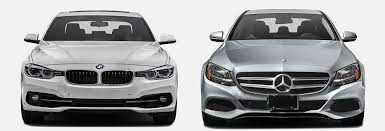bmw 3 series vs mercedes benz c class sports sedans consumer reports