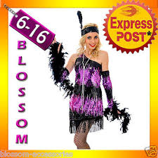 Roaring 20s Halloween Costumes Roaring 20s Costumes Collection Ebay