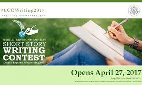 world environment day story writing contest u s embassy