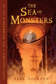 Percy Jackson Barnes And Noble The Sea Of Monsters Wikipedia