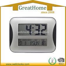 wholesale 2016 new digital led multifunctional alarm table clock