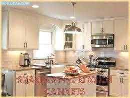 Kitchen Cabinets Styles Different Styles Of Kitchen Cabinets Irrr Info