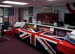 British Flag During Revolutionary War Pencader Heritage Museum Hosts Ceremonial Return Of British Flag