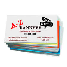 Vancouver Business Card Printing Business Cards Posters And Other Paper Printing Archives A Z
