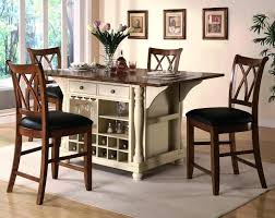 kitchen island table with storage wine rack marvellous kitchen table with storage underneath