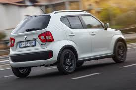 suzuki car models suzuki ignis 1 2 shvs sz5 4w 2017 review by car magazine