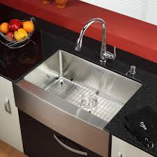 show me your faucet set up with undermount sinks for kitchen