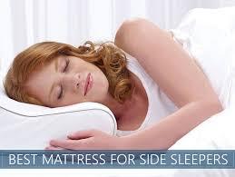 best mattress for side sleeper our 8 highest rated mattresses for side sleepers 2018 review guide
