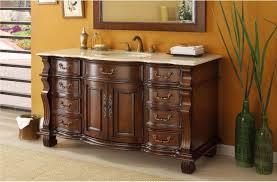 Apron Sink Bathroom Vanity by Appealing Design Of Bathroom Vanity Cabinets With White Countertop