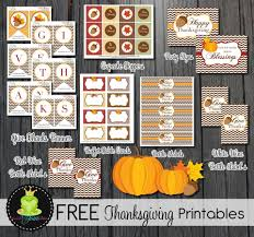cupcake decorations for thanksgiving free thanksgiving printables from forever your prints catch my party