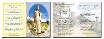 wildlife treasury cards kps standard memorial cards high quality print acknowlegement