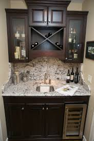 Wet Kitchen Cabinet 25 Best Kitchen Wet Bar Ideas On Pinterest Wet Bars Wet Bar