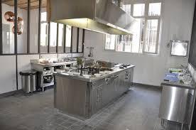plonge cuisine professionnelle étonné piano cuisine professionnel mobilier moderne