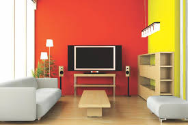 home interior paint color combinations mono or multi coloured walls the daily