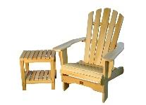 chaise adirondack accueil