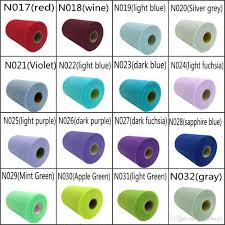 Pick Color by Pick Color 2016 New 6inch 100yard Tulle Roll Spool Fabric Tutu Diy
