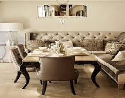 Banquette Dining Sets Mesmerizing Kitchen Dining Set Using - Dining room banquette bench