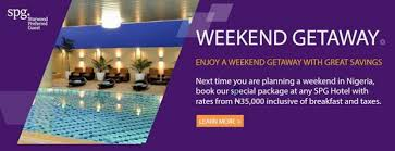 best deals at the four points by sheraton lagos