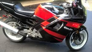 honda cbr old model honda cbr 600 f2 motorcycles for sale