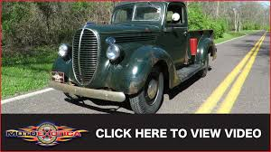 Vintage Ford Truck Gauges - 1939 ford truck sold youtube