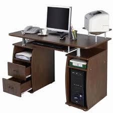 fabriquer un bureau informatique fabriquer un bureau avec un plan de travail génial bureau