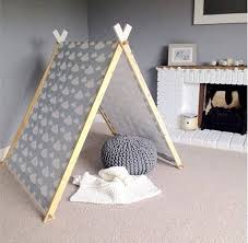 Wooden Tent by Children U0027s Wooden U0027cloud U0027 Play Tent By Myla U0026 Oscar