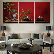 Modern Art Home Decor Compare Prices On Buddha Painting Decoration Online Shopping Buy