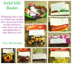 sympathy basket ideas diy grief gift basket tutorial what to give a friend when they l