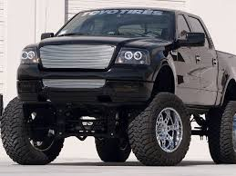 2004 ford f150 pictures 2004 ford f150 lariat suspension modifications truckin magazine