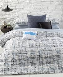 Plaid Bed Set Calvin Klein City Plaid Comforter Set Comforters