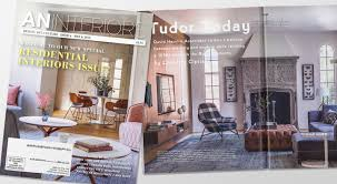 interior design magazine showcases our newton tudor hacin