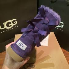 light purple bailey bow uggs ugg shoes bailey bow boots purple y5 w7 poshmark