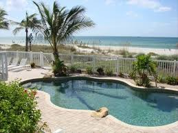 Beachfront Cottage Rental by Holmes Beach Vacation Rental Vrbo 396116 6 Br Anna Maria