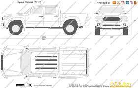 2014 toyota tacoma dimensions toyota tacoma dimensions car models