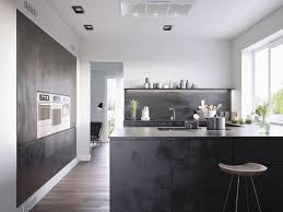 white kitchen cabinets with black island kitchen designs futuristic kitchen with black island 40